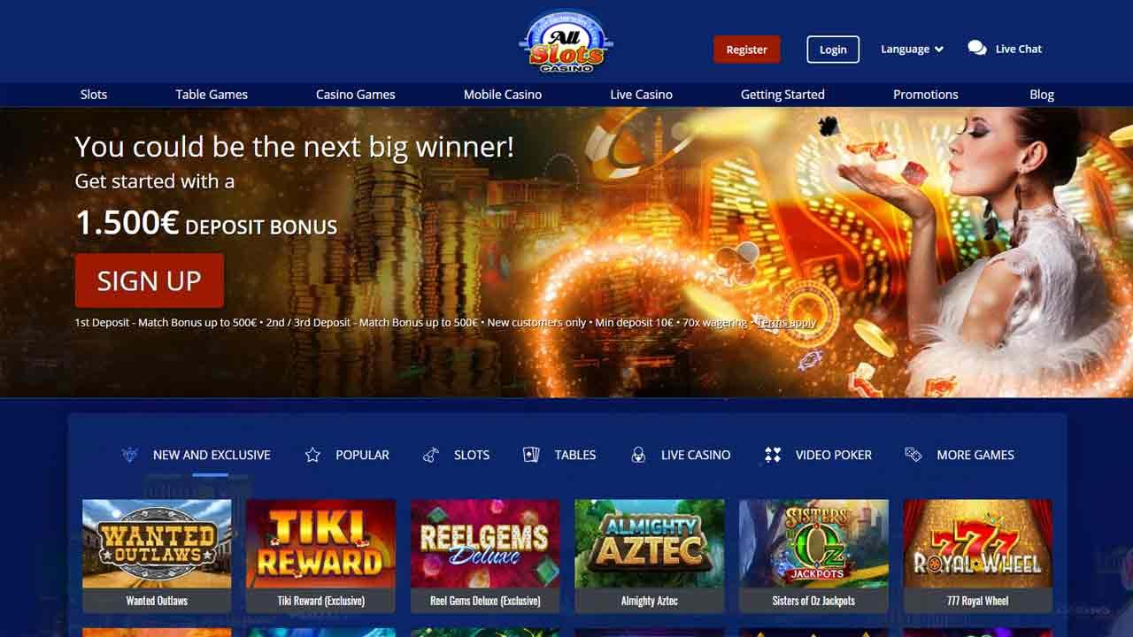 All Slots Mobile Casino Itunes